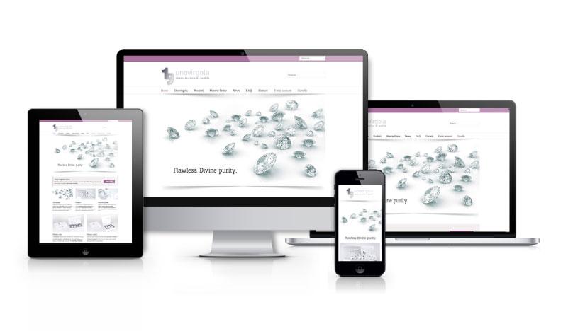Siti Web vetrina, corporate, d'immagine